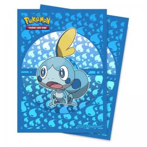 Pokémon, Deck Protector Sleeves Ultra Pro, Sobble - 65st