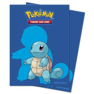 Pokémon, Deck Protector Sleeves Ultra Pro, Squirtle 2020 - 65st