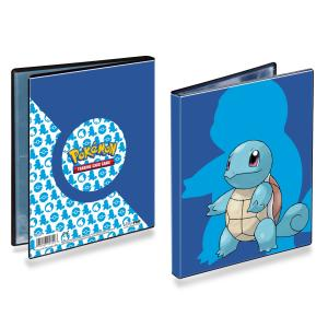 Pokémon, Squirtle 2020, Portfoliobinder A5 - 4 Pocket