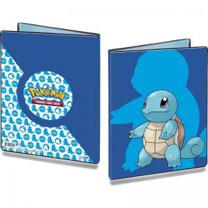Pokémon, Squirtle 2020, Portfolio binder A4 - 9 Pocket