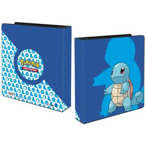 Pokemon, pärm för lösa plastfickor - 3 ringspärm - Squirtle 2020