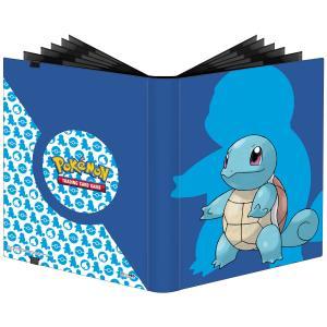 Pokémon, Pro Binder, Squirtle 2020 - 9 Pocket
