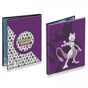 Pokémon, Mewtwo, Portfoliopärm A5 - 4 Pocket