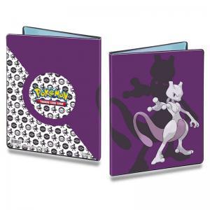 Pokémon, Mewtwo, Portfoliopärm A4 - 9 Pocket