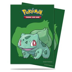 Pokémon, Deck Protector Sleeves Ultra Pro, Bulbasaur - 65st
