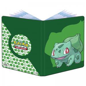 Pokémon, Portfoliopärm A4 (Rymmer 90 kort) Bulbasaur - 9 Pocket