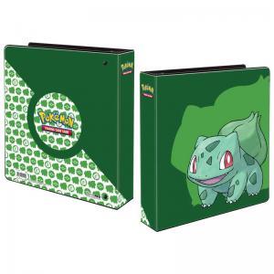 Pokemon, 3 ring binder - Bulbasaur