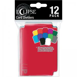 Eclipse Card Divider - 12 Pack (Colours)
