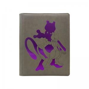 Pokémon, Premium Pro-Binder, Mewtwo - 9 Pocket