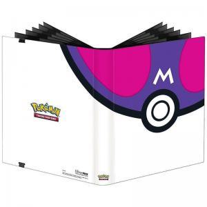 Pokémon, Pro Binder, Master Ball - 9 Pocket