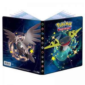 Pokémon, Shining Fates, Portfoliopärm A5 - 4 Pocket