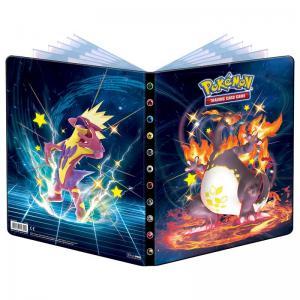 Pokémon, Shining Fates, Portfoliopärm A4 - 9 Pocket