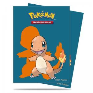 Pokémon, Deck Protector Sleeves Ultra Pro, Charmander - 65st