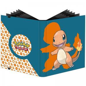 Pokémon, Pro Binder, Charmander - 9 Pocket