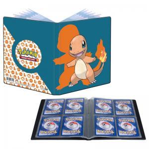 Pokemon, Charmander, Portfoliopärm A5 - 4 Pocket