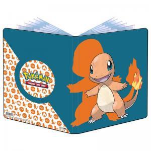 Pokémon, Portfoliopärm A4 (Rymmer 90 kort) Charmander - 9 Pocket