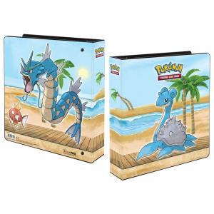 Pokemon, pärm för lösa plastfickor - 3 ringspärm – Seaside