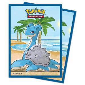 Pokémon, Deck Protector Sleeves Ultra Pro, Gallery Series Seaside - 65st
