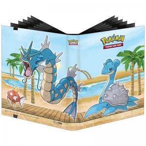 Pokémon, Pro Binder, Gallery Series Seaside - 9 Pocket