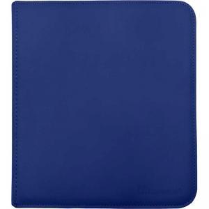 12-Pocket Zippered PRO-Binder - Blue