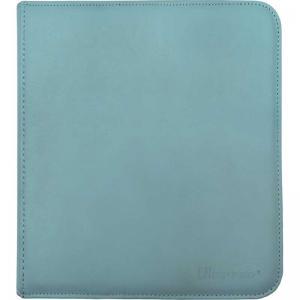 12-Pocket Zippered PRO-Binder - Light Blue