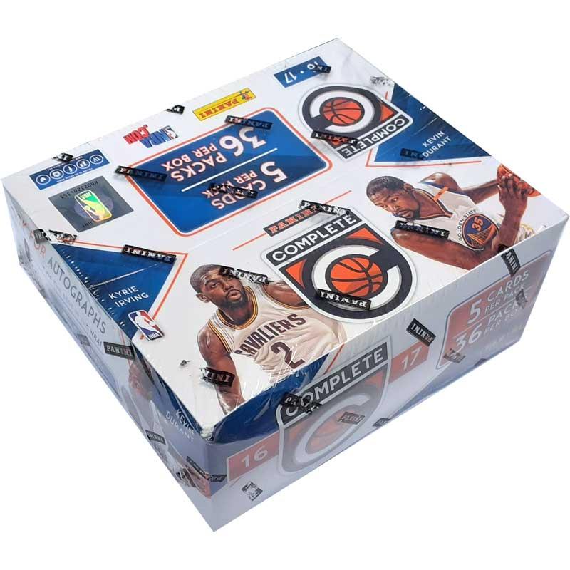 Hel Box 2016-17 Panini Complete Basketball
