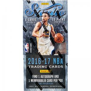 Hel Box 2016-17 Panini Studio Basketball Hobby