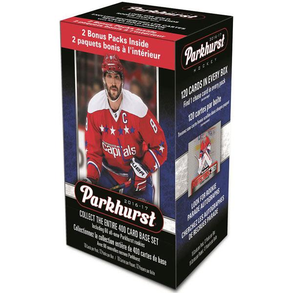 Sealed Blaster box (12 packs) 2016-17 Parkhurst Hockey