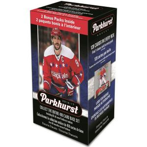 Sealed Blaster box (12 packs) 2016-17 Parkhurst Hockey