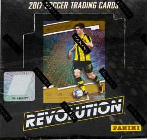 Hel Box 2016-17 Panini Revolution Soccer Hobby