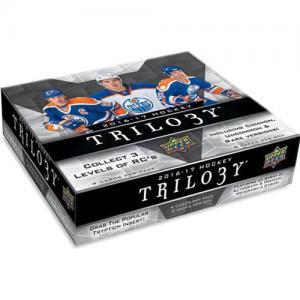 Sealed Box 2016-17 Trilogy