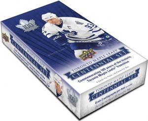 Sealed Box 2017-18 UD Toronto Maple Leaf Centennial Hobby
