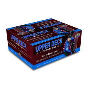 Sealed Box 2016-17 Upper Deck s.2 Retail
