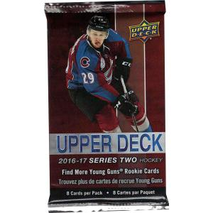 1st Paket 2016-17 Upper Deck s.2 Retail