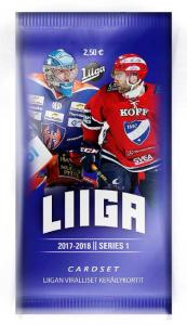 1 Pack 2017-18 Finnish Liiga s.1