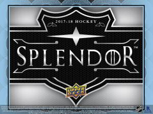 Hel Box 2017-18 Upper Deck Splendor