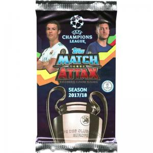 Pack 2017-18 Topps Match Attax Champions League (Nordic Edition)