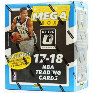 Hel Box 2017-18 Panini Donruss Optic Basketball Mega Box