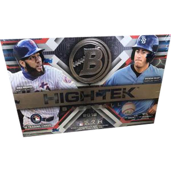Hel Box 2018 Bowman High Tek Baseball