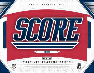 Hel Box 2018 Panini Score Football Jumbo