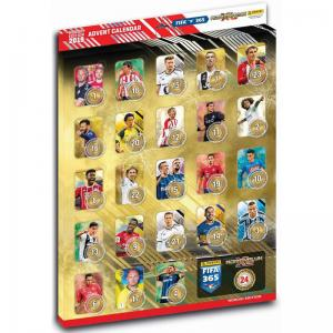 1 Advent Calender Nordic Edition Panini Adrenalyn XL FIFA 365 2018-19