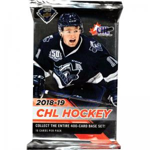 1 Pack 2018-19 Upper Deck CHL