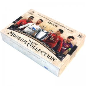 Hel Box 2018-19 Topps Champions League Museum Collection