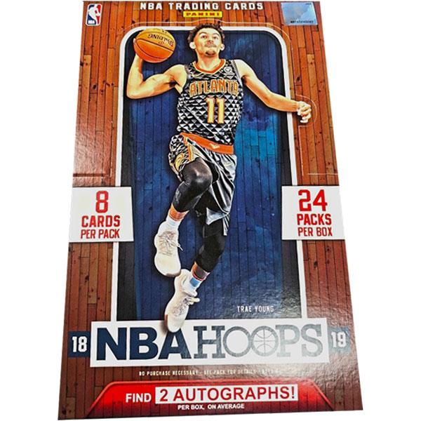 Hel Box 2018-19 Panini Hoops Basketball
