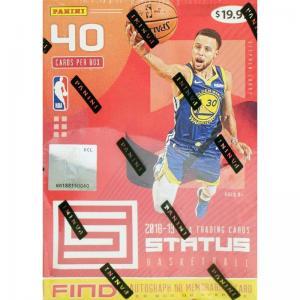 Hel Blaster Box 2018-19 Panini Status Basketball