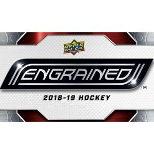 FÖRKÖP: Hel Box 2018-19 Upper Deck Engrained (Prel. release 24:e april 2019)