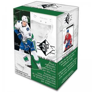 Hel Blaster Box 2018-19 Upper Deck SP Retail
