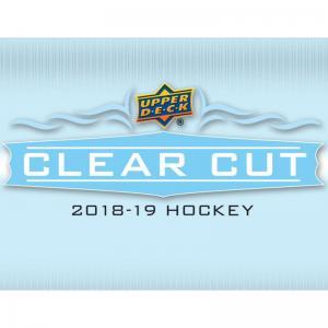 Hel Box 2018-19 Upper Deck Clear Cut