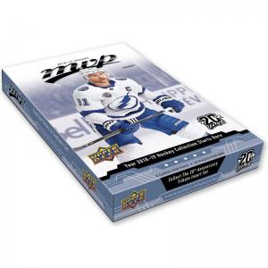 Hel Box 2018-19 Upper Deck MVP Hobby