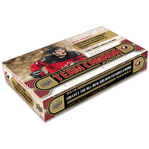 Hel Box 2018-19 Upper Deck Team Canada Juniors Hobby